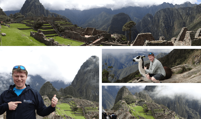 David Conquers The Inca Trail