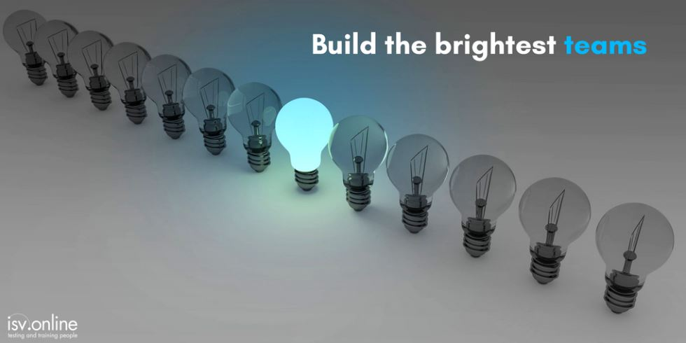 Build bright teams using skills testing. Find out more here...