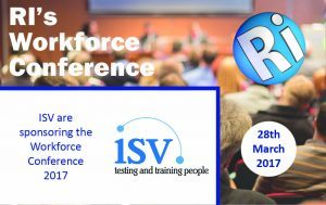 ISV Sponsoring Recruitment Workforce Conference