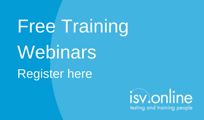 Free Training Webinars this September – Register Now