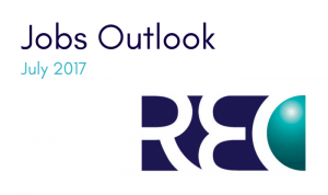 The Recruitment Industry – REC Jobs Outlook July 2017