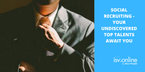 Social Recruiting – Your Undiscovered Top Talents Await You