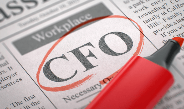 CFO Executive Search Firms Seeing Increased Demand
