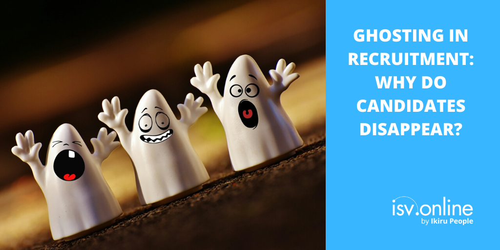 Ghosting in Recruitment – Why do candidates disappear?