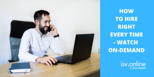 How to Hire Right Every Time - watch on-demand