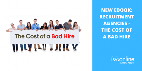 Recruitment Agencies – The Cost of a Bad Hire Ebook