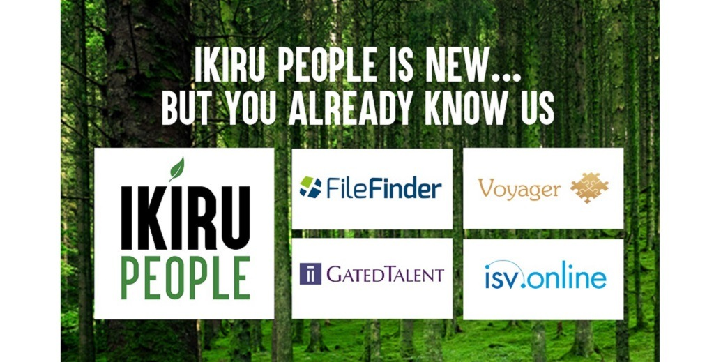 Ikiru People, the global team behind FileFinder, GatedTalent, ISV Online & Voyager Software