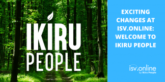 Exciting changes at ISV.Online - Welcome to Ikiru People