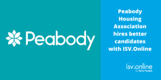 Peabody Housing Association hires better candidates with ISV.Online
